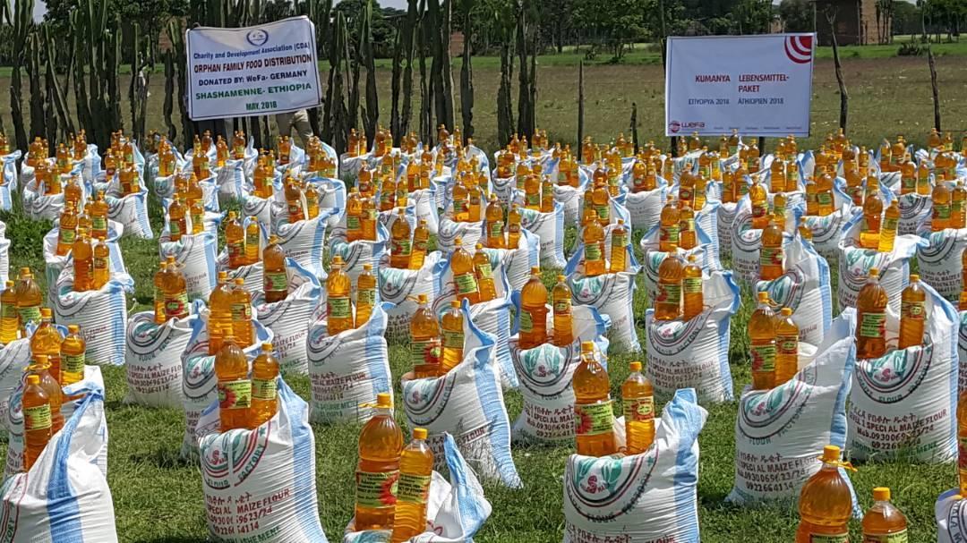 WEFA Uluslararası İnsani Yardım Organizsayonu aracılığıyla 5-9 Mayıs tarihleri arasında Etiyopya'da bulunan Bremenli WEFA Gönüllüleri yaptıkları yardım çalışmaları ile çok sayıda kişiyi sevindirdi.