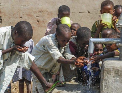 65 bin 670 Kişi Daha Temiz Suya Kavuşacak