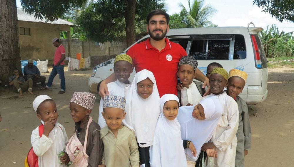 tanımlanmaktadır. WEFA'nın Zanzibar ziyaretine eşlik eden Ebuzer Kılıç ile yapılan röportajı sizlerle paylaşmak istiyoruz.