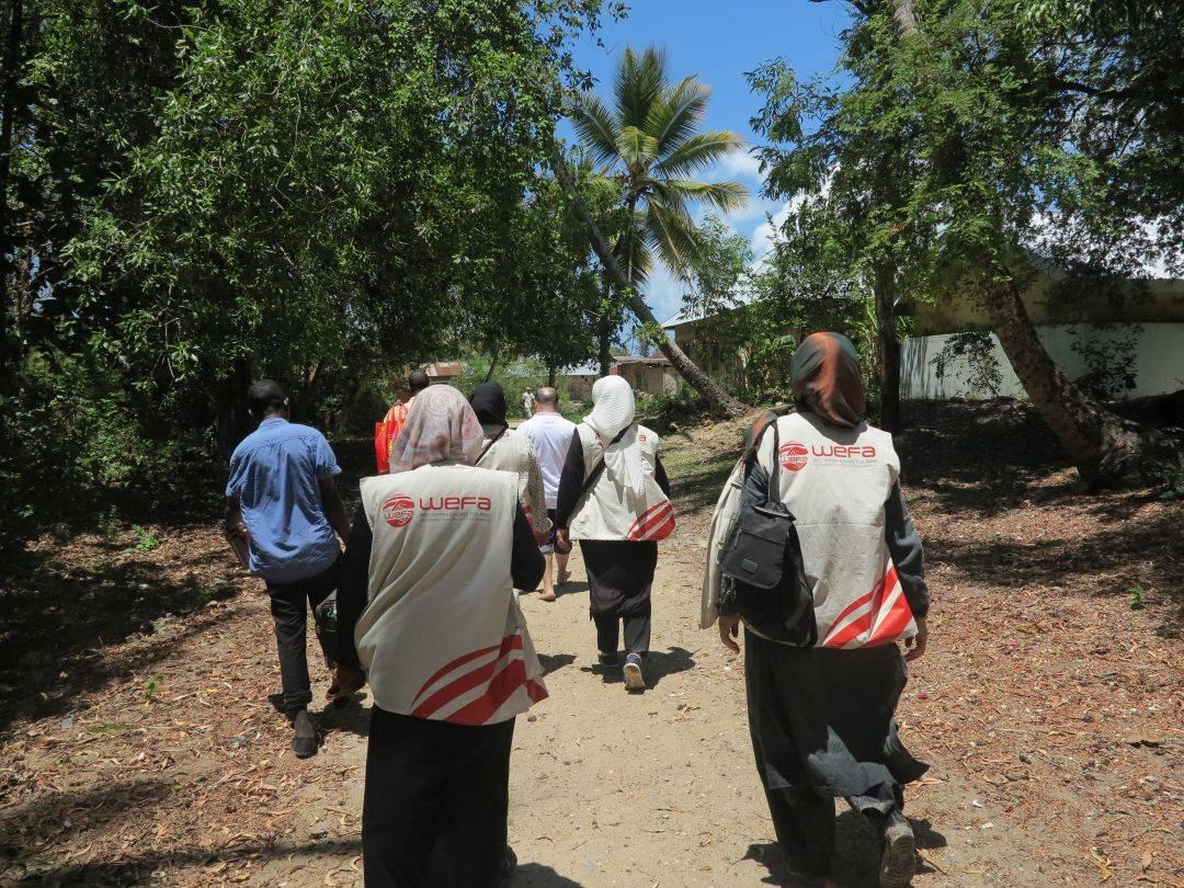 WEFA'nın Zanzibar ziyaretine eşlik eden Ebuzer Kılıç ile yapılan röportajı sizlerle paylaşmak istiyoruz.