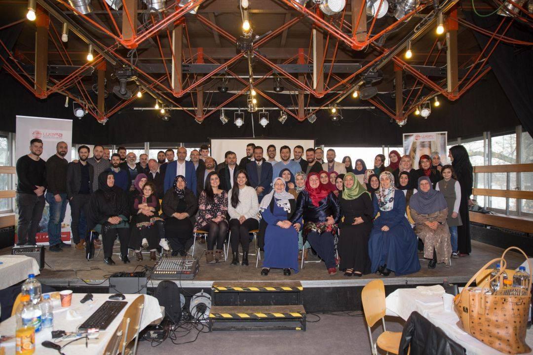 WEFA Uluslararası İnsani Yardım Organizasyonu 11 Mart Pazar günü 9. Teşkilatlanma Toplantısı'nı icra etti. Avrupa'nın farklı yerlerinden temsilcilerin katıldığı toplantıda 2017 yılının değerlendirilmesi yapılırken, 2018'de gerçekleştirilmesi planlanan yeni projelerden de bahsedildi.