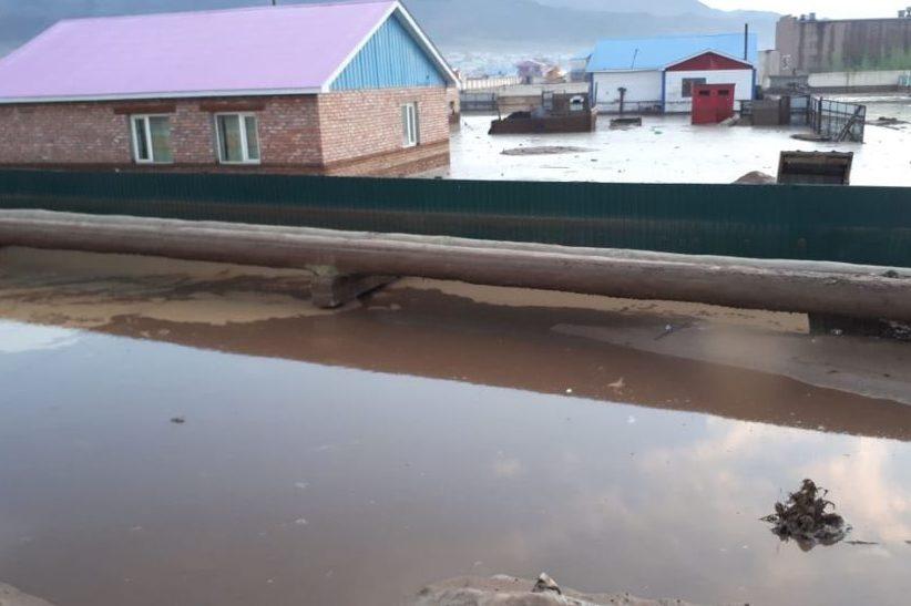 """Moğolistan'da meydana gelen sel felaketi nedeniyleWEFA Uluslararası İnsani Yardım Organizasyonu """"Acil Yardım"""" kampanyası başlattı."""