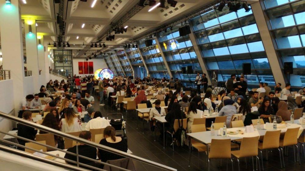 Genç WEFA, ASTA Bochum tarafından 7 Haziran tarihinde organize edilen iftar programının ana sponsorluğunu üstlendi. Üniversiteli gençlerle bir araya gelen Genç WEFA, kurduğu stantta gençlere WEFA'nın çalışmaları hakkında bilgiler verdi.