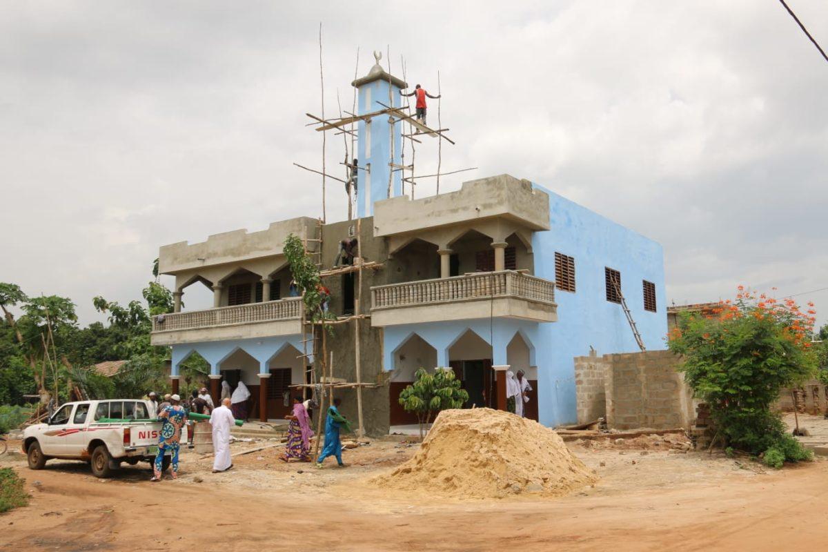 Moschee in Benin
