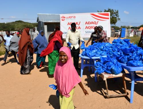 Adak-Akika Kurbanlarınız Somali'de Kesildi