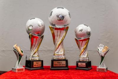 WEFA-CUP 2018 - Soccer-Treff Pesch, Pokale