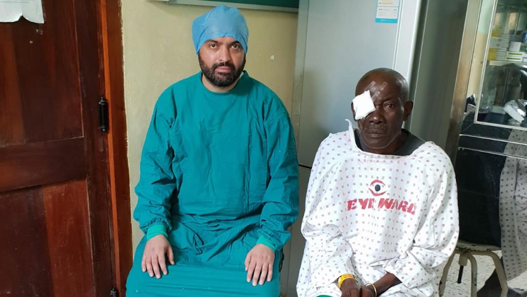 WEFA, Tanzanya'da 200 katarakt ameliyat gerçekleştirdi