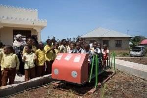 WEFA, Tanzanya'ya Çocuk Parkı Yaptı