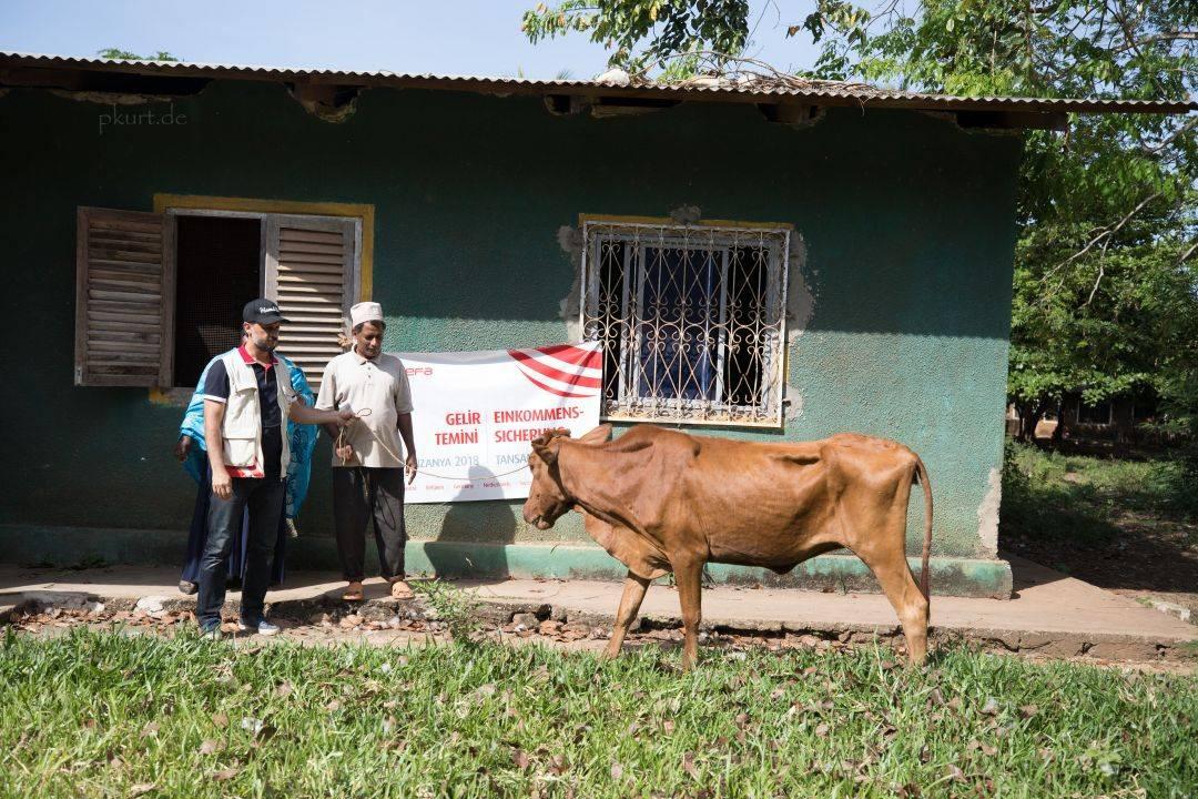 WEFA, Tanzanya'daki Aileleri Sevindirdi