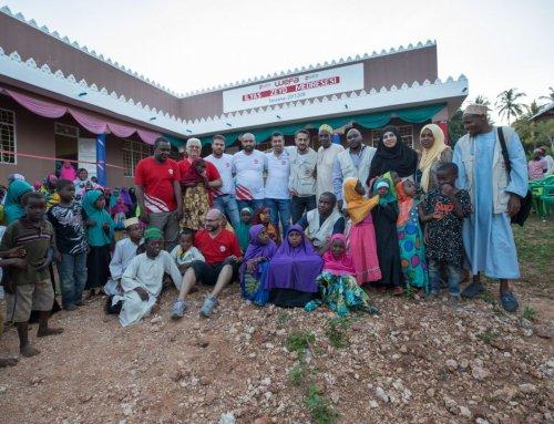 Islamische Schule in Tansania eröffnet