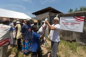 WEFA, Tanzanya'da Gıda Paketi Yardımında Bulundu