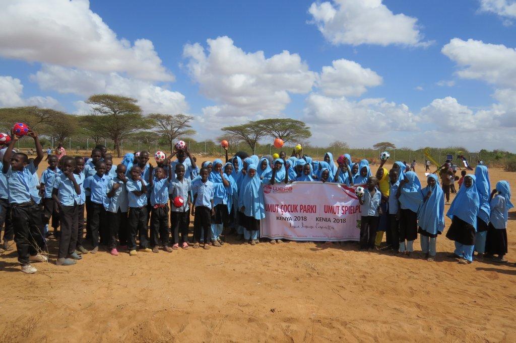 WEFA- Kenya'ya ziyaret gerçekleştirdi