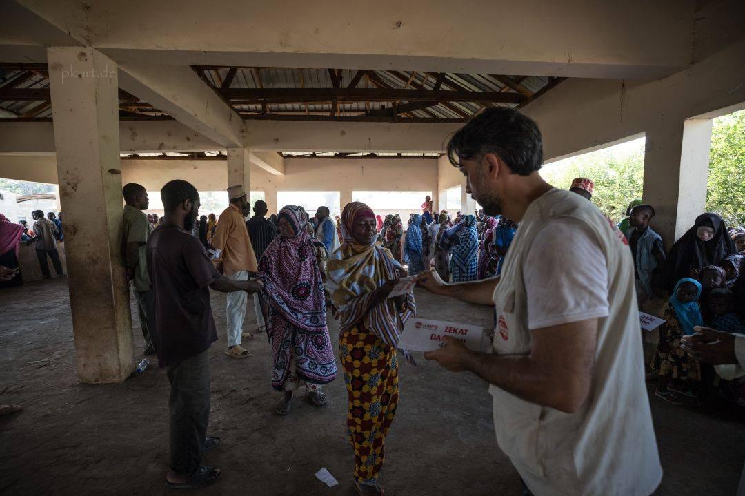 WEFA, Zekâtlarınızı Tanzanya'daki Muhtaçlara Ulaştırdı