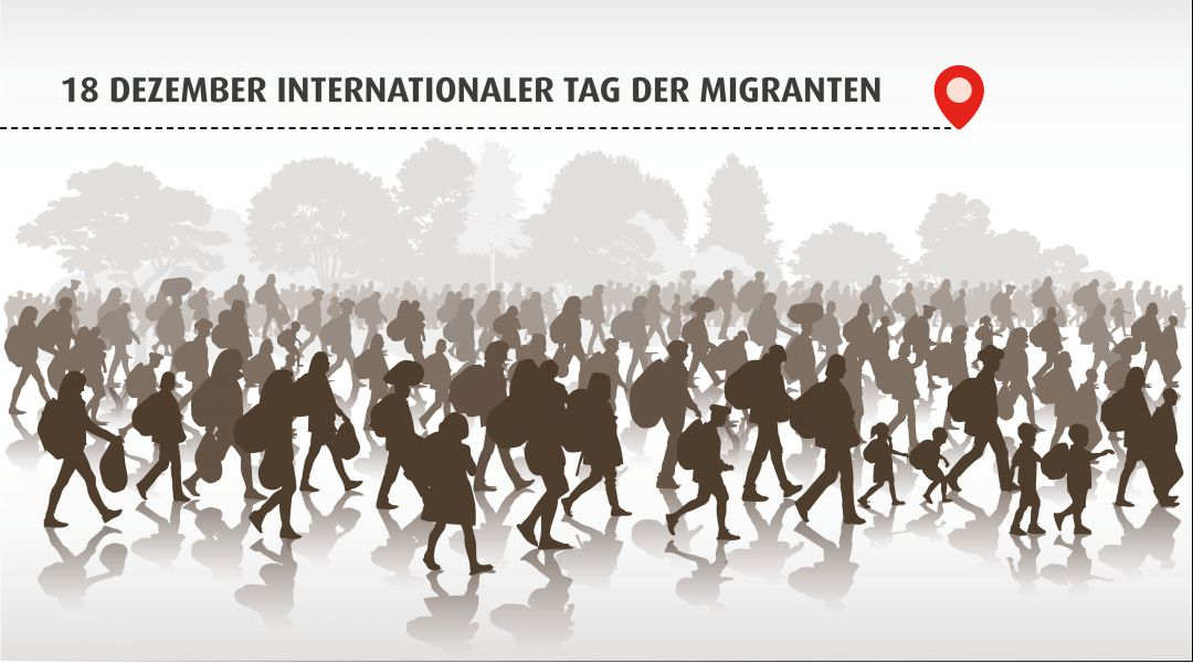 Internationaler Tag der Migranten- WEFA