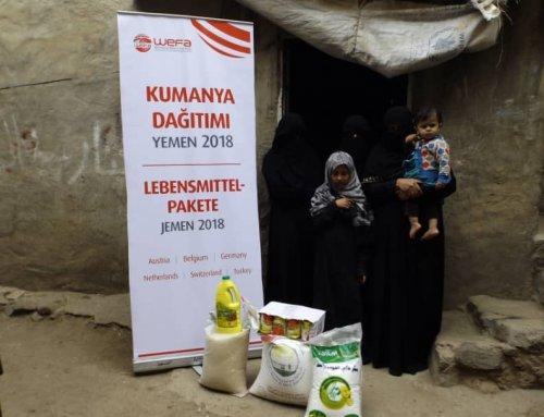 Nahrungsmittelhilfefür Jemen