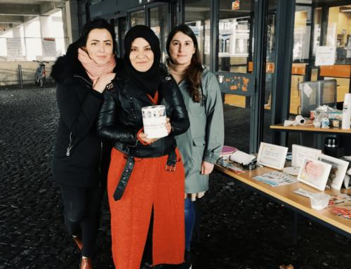 Universität Bochum – WEFA Youthreicht dem Jemendie Hand