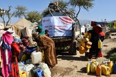 Yemen halkına WEFA Temiz Su Ulaştırdı