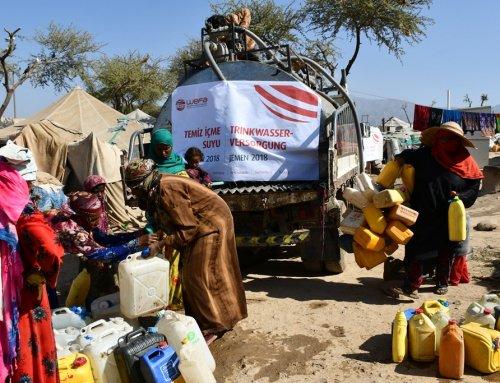 Sauberes Trinkwasserfür den Jemen