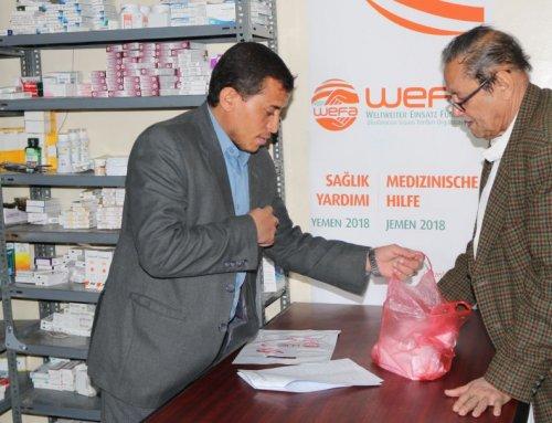 GesundheitshilfefürJemen