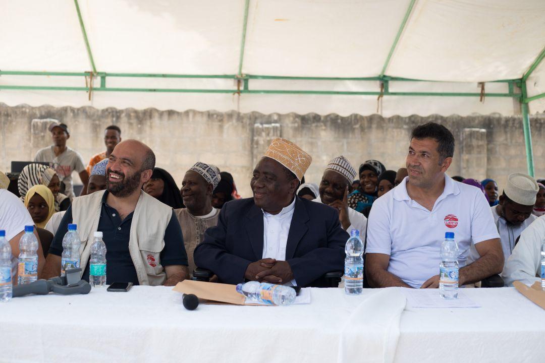 Tanzanya'da WEFA sağlık ocağı açılışı gerçekleştirdi.
