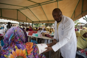 medizinische Hilfe