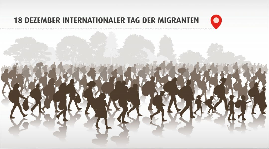 Internationaler Tag der Migranten