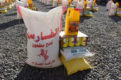 Nothilfe in Jemen