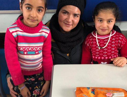 """Winternothilfe startete in Erzurum – Eindrücke aus der Türkei – """"1033 lachende Kinder"""""""
