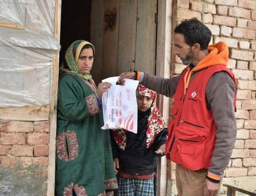 Kaschmir: Eure Adaq und Aqiqa werden monatlich halal-geschlachtet