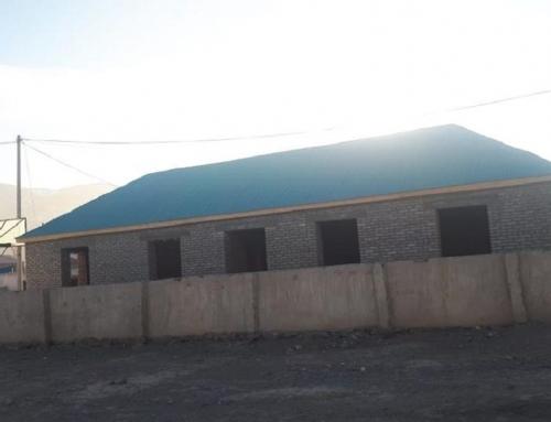Mongolei: Eröffnung der Bibliothek im ersten muslimischen Waisenhaus