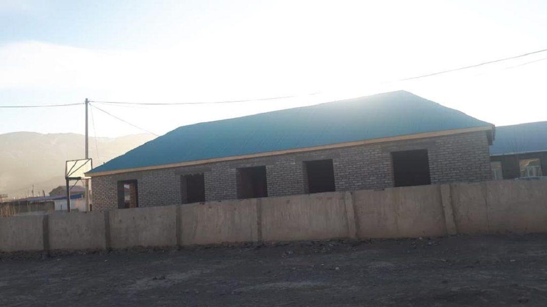 Moğolistan'daki yetimler için kütüphane inşa eden WEFA Uluslararası İnsani Yardım Organizasyonu kütüphaneyi bu sene hizmete açmayı planlıyor.