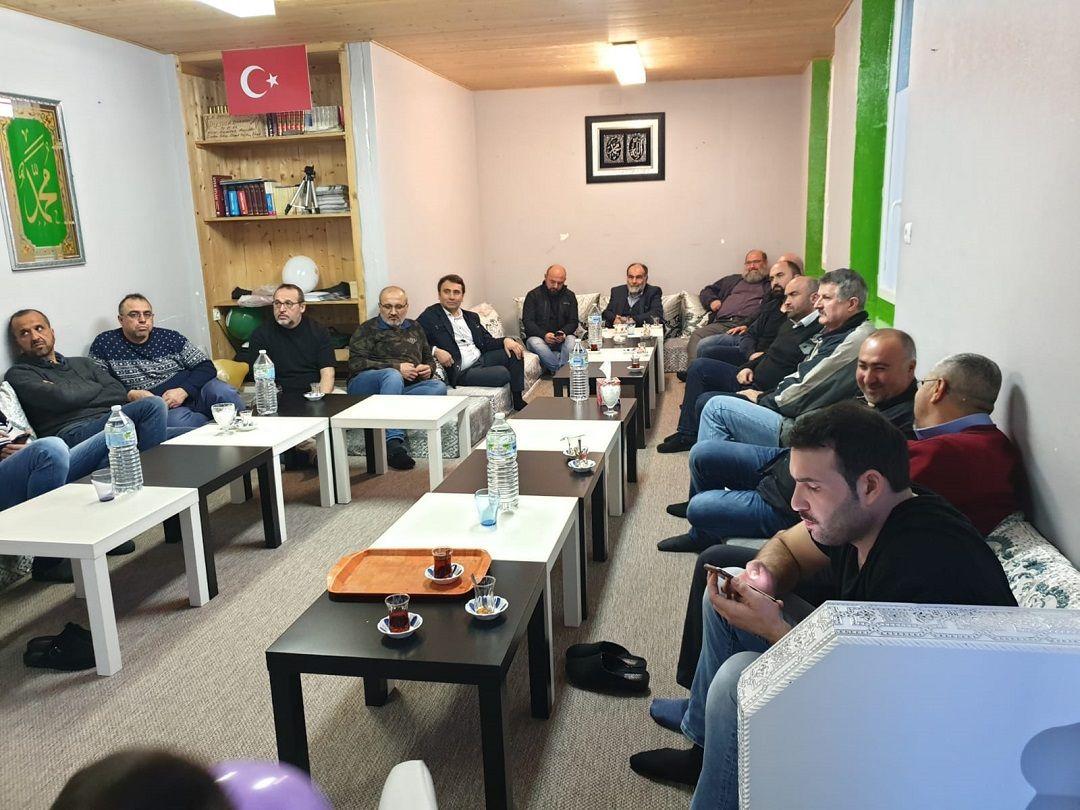 """WEFA Bölge Koordinatörü tarafından 14 Nisan Pazar günü düzenlenen """"İnfak ve Kardeşlik Buluşması"""" çok sayıda hayırseveri bir araya getirdi."""