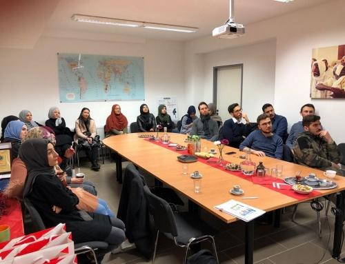Genç WEFA Üyeleri Köln'de Bir Araya Geldi