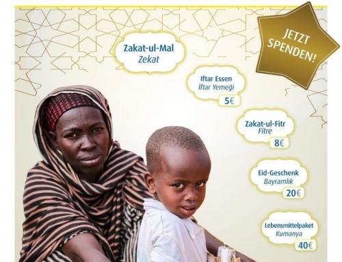 Ramadan: Das bedeutendste Symbol für Brüderlichkeit und Teilen
