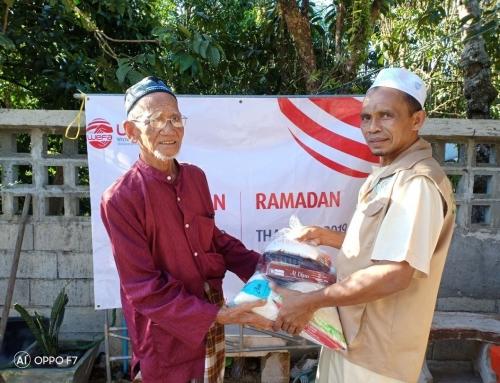 Tayland'a WEFA'dan Ramazan Yardımı