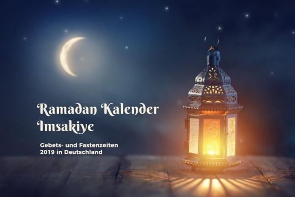 Ramadan Kalender 2019