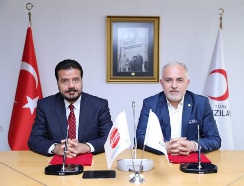 Kooperation – WEFA und der Türkische Halbmond arbeiten zusammen