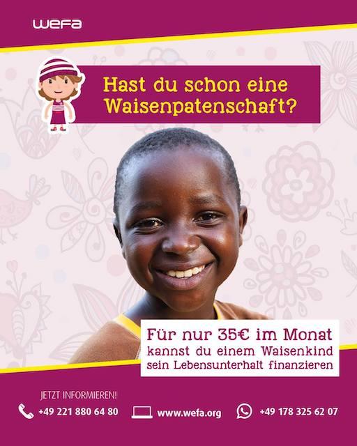 Waisenpatenschaft