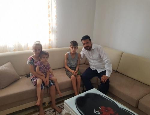 Arnavutluk'taki Yetimlere WEFA'dan Ziyaret