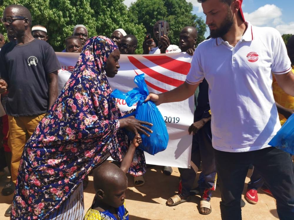 Kurban 2019 Burkina Faso