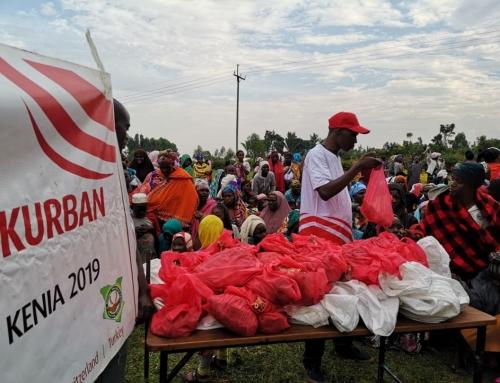 30.204 Kurban-Spenden wurden an bedürftige Menschen übergeben