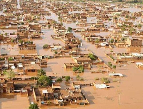 Sudan Sel Felaketi