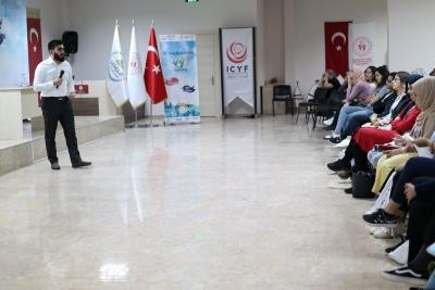 """İslam İşbirliği Gençlik Forumu (ICYF) ile T.C. Gençlik ve Spor Bakanlığının ortak düzenlediği """"OIC Genç Gönüllü Kampı""""na (İng. """"OIC Young Volunteers Camp"""") WEFA Uluslararası İnsani Yardım Organizasyonu da katıldı."""