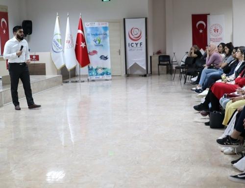 """""""OIC Genç Gönüllü Kampı""""na WEFA Da Katıldı"""