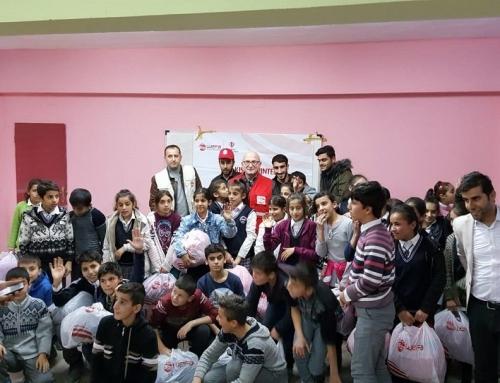 Türkiye: WEFA, Kış Yardımlarına Hakkari'den Start Verdi