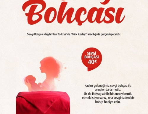 """""""Sevgi Bohçası"""": Türkiye'deki Annelerin Yüzü WEFA İle Gülecek"""