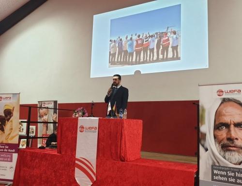 """""""WEFA Buluşmaları""""nın İlki Stadtallendorf'ta Gerçekleştirildi"""