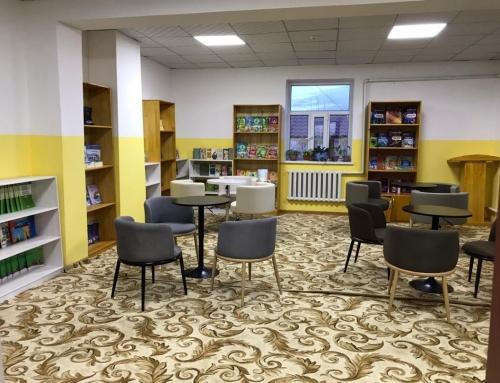 WEFA opent bibliotheek in het eerste moslim weeshuis van Mongolië