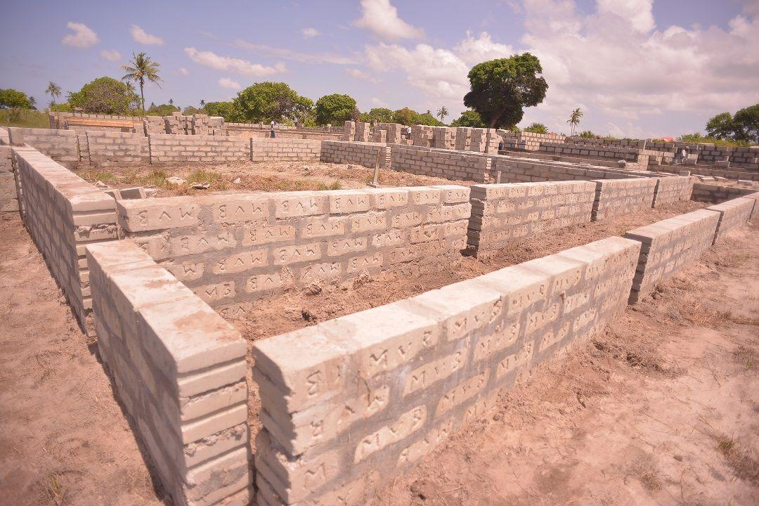 Gittiği ülkelere insani yardımla beraber umut da götüren WEFA, Afrika'nın Tanzanya ülkesinde cami ve medrese inşa edecek