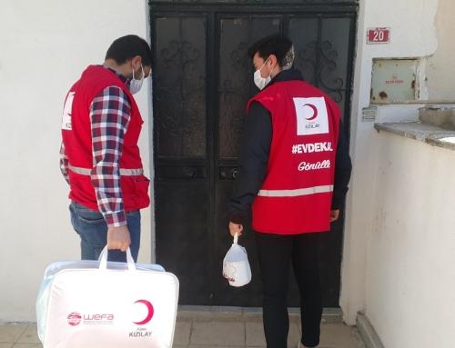 Türkiye'deki Annelere WEFA'dan Sevgi Bohçası